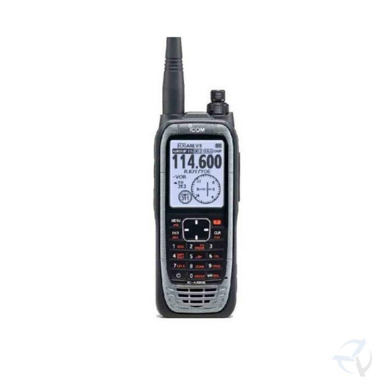 Handheld VHF Com